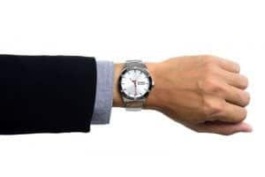 שעוני יוקרה לגבר - המראה המושלם ליד